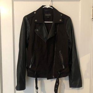 lucky brand moto jacket